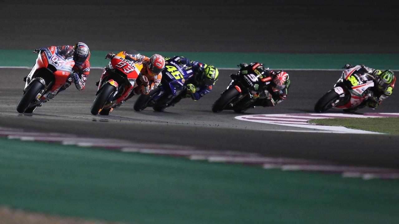 MotoGP 2018 - Píldoras Qatar: 162 milésimas, la traición de los frenos y la extraña rivalidad