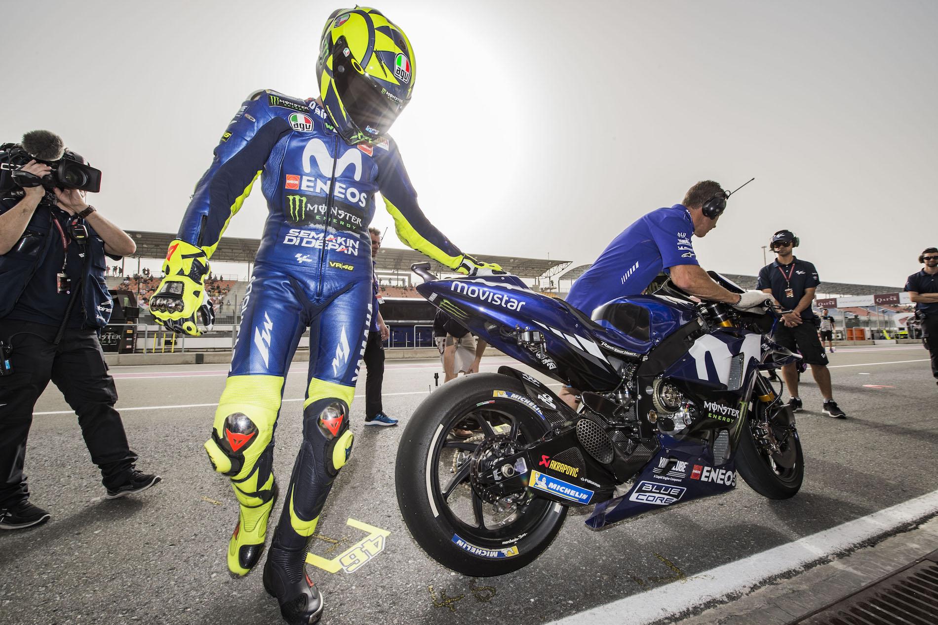 Estos son los principales cambios de las MotoGP 2018
