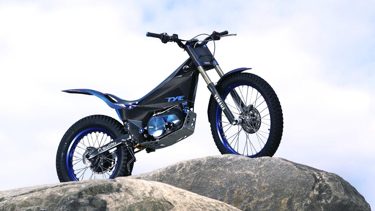 Yamaha TY-E, la nueva trial eléctrica japonesa en el Mundial de Trial-E
