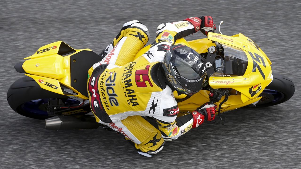Ivo Lopes derrota a las Moto2 con una Yamaha R6 y Jesko Raffin se coloca líder