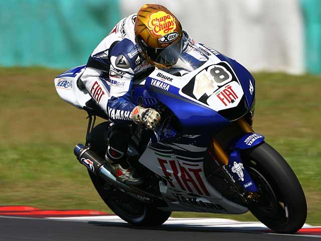 Jorge Lorenzo, el más rápido con neumáticos de calificación