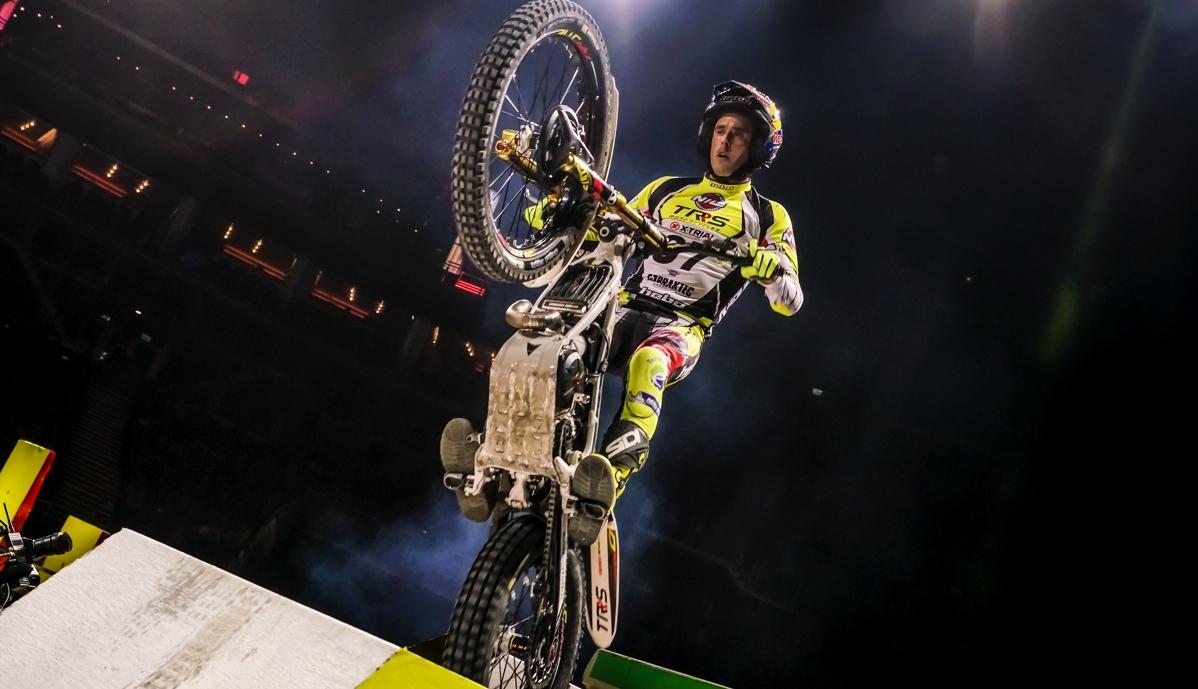 Adam Raga se venga de Jaime Busto y cierra el Mundial X-Trial 2018 con victoria