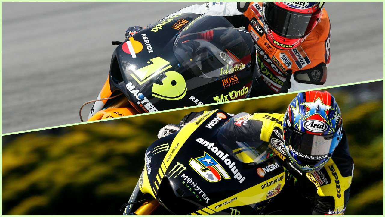 Sebas Porto y Colin Edwards serán los siguientes en subirse a la MotoE en MotoGP