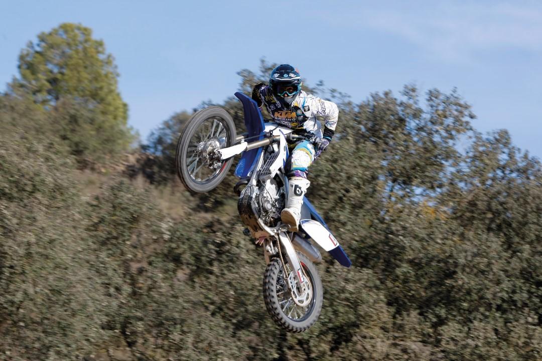 Segunda mano: Yamaha YZF 250, 2012