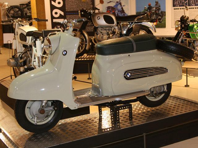El Museo de la Moto pone en marcha una nueva exposición