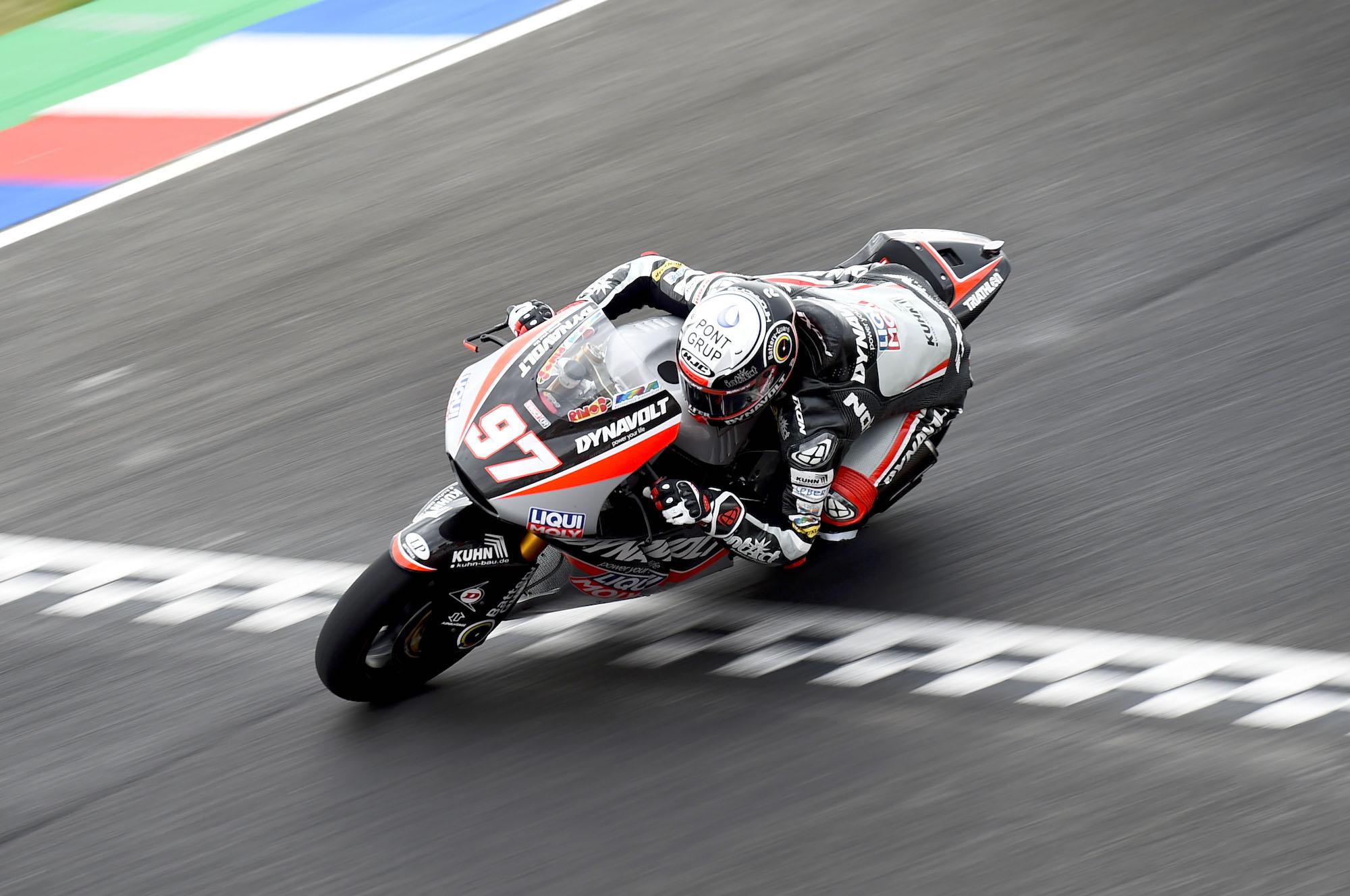 Xavi Vierge vuelve a brillar y se lleva la pole de Moto2 en Argentina