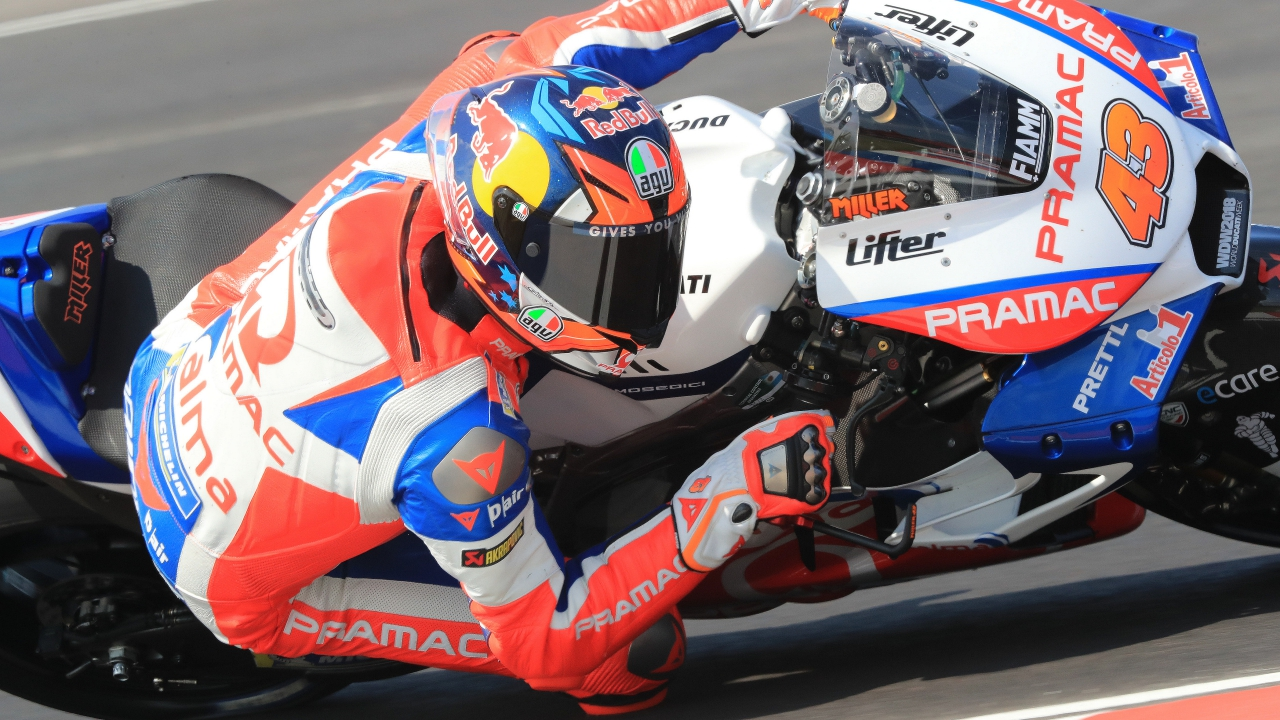 Jack Miller se lleva su primera pole en MotoGP gracias a la perseverancia