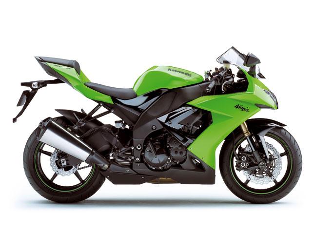 Kawasaki Ninja ZX-10R 08, ya a la venta