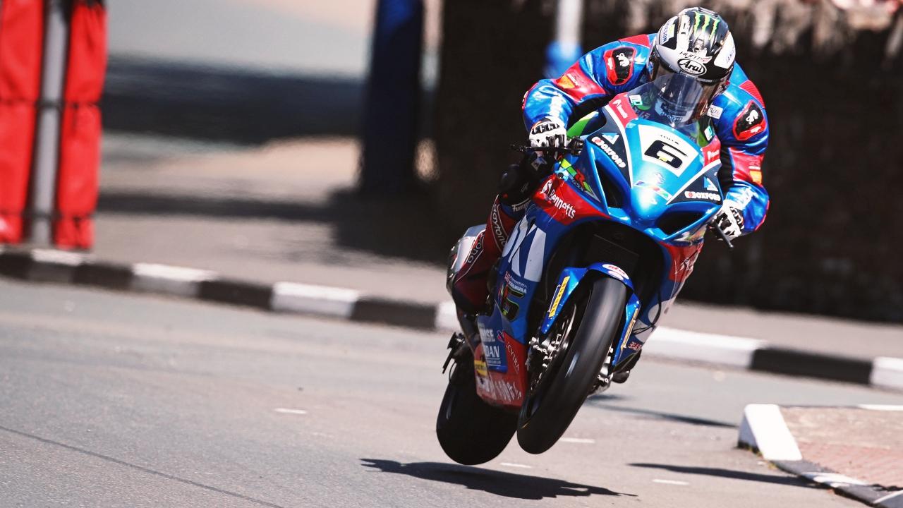 Michael Dunlop vuelve a una Suzuki para correr las 24 horas de Le Mans 2018