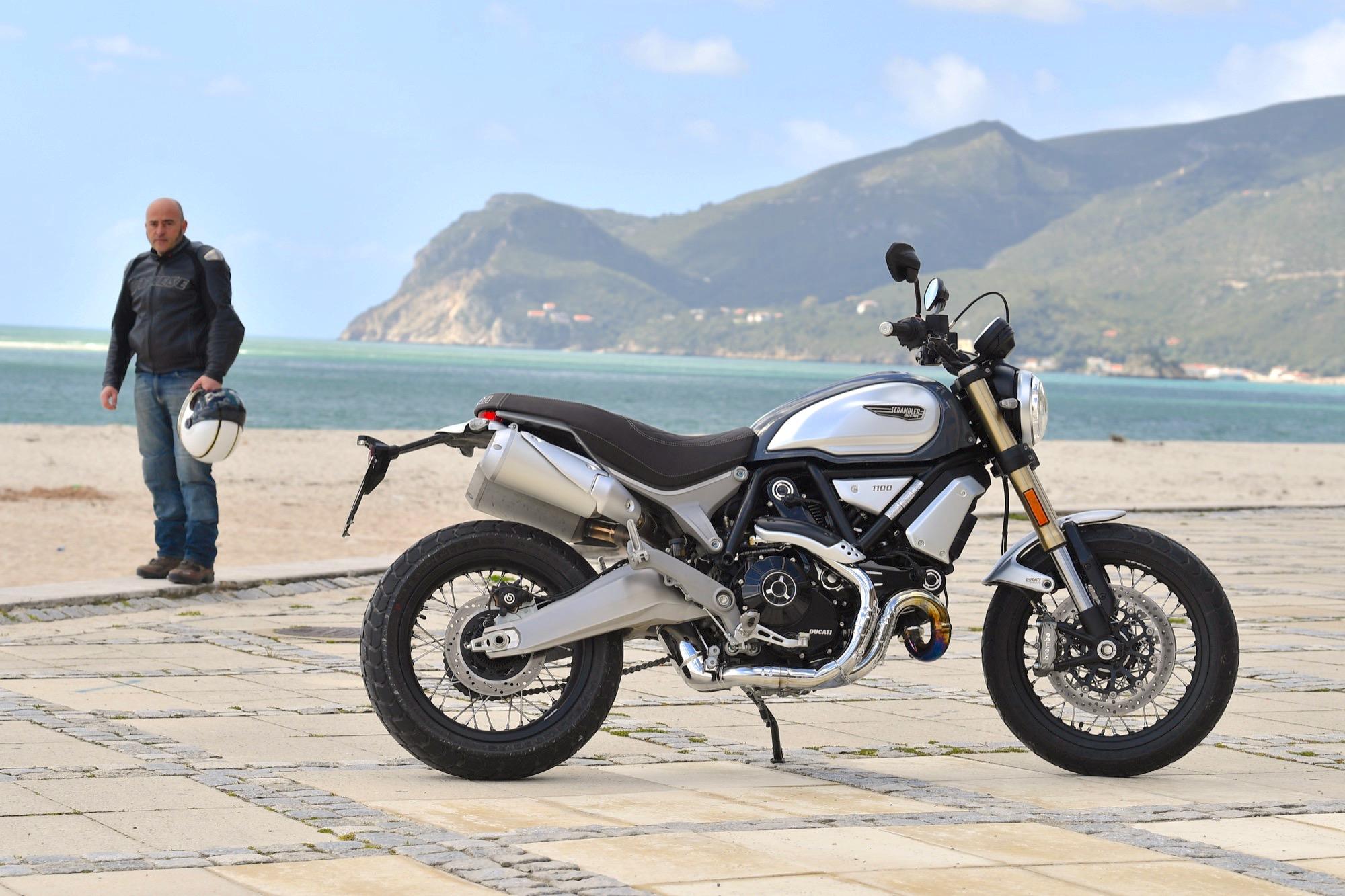 Ducati Scrambler 1100, prueba, ficha técnica y primeras impresiones