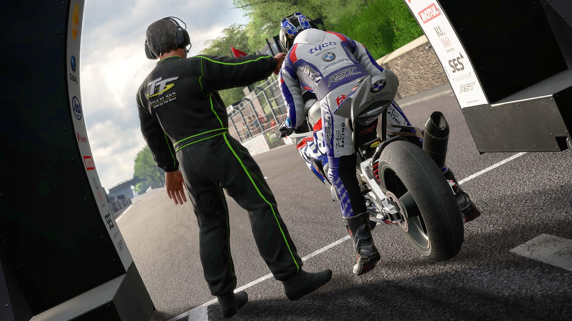 TT Isle of Man Ride on the Edge, análisis del juego más épico y frustrante
