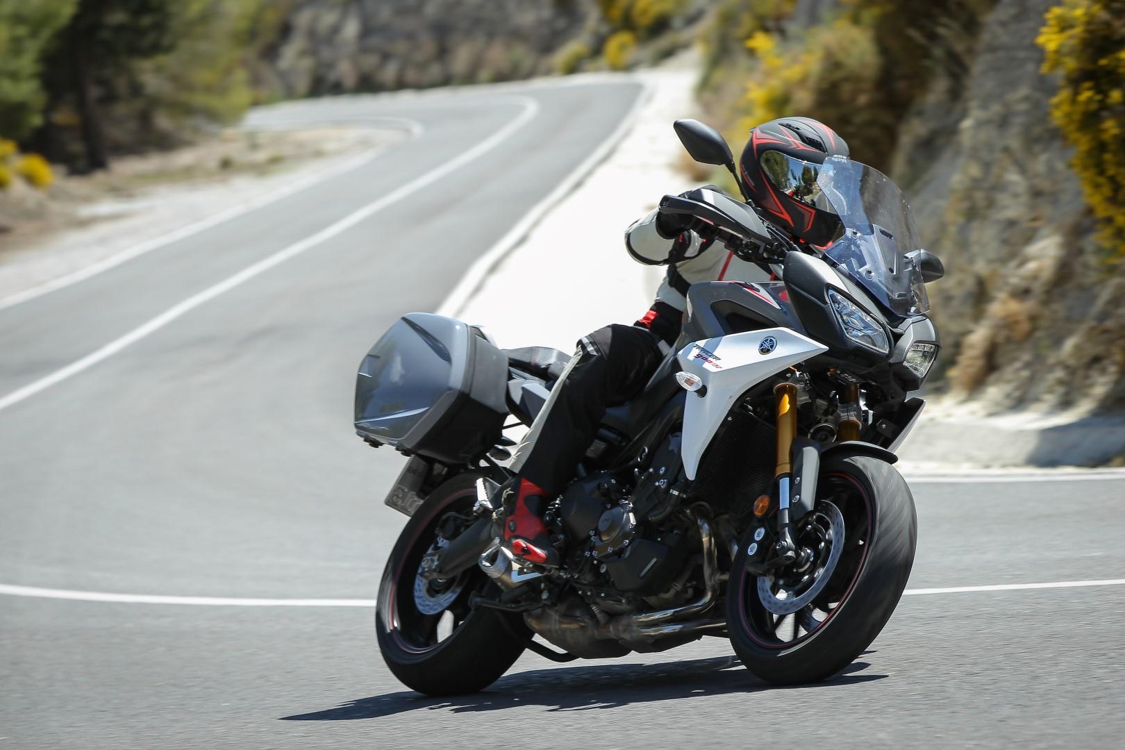 Yamaha Tracer 900GT, prueba, ficha técnica y primeras impresiones