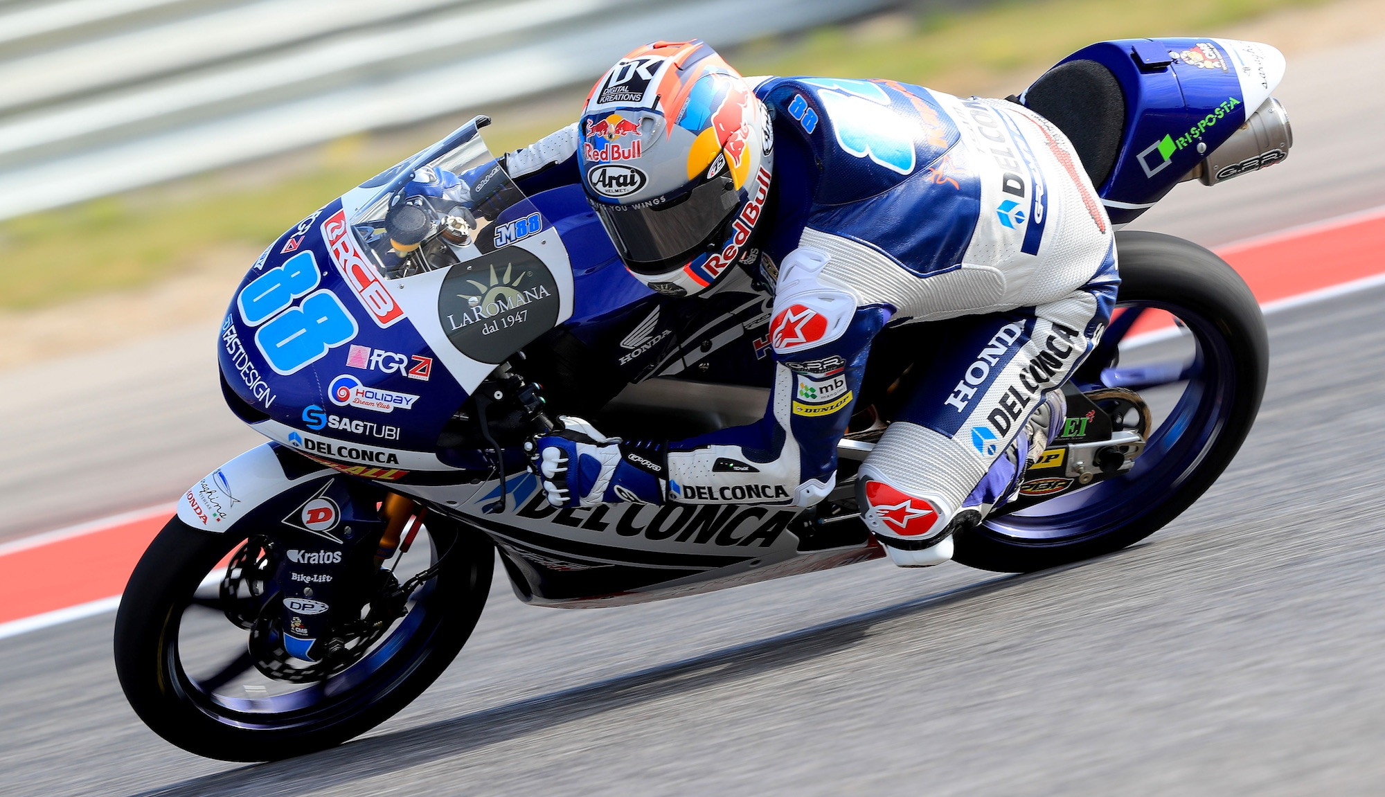 Jorge Martín se adjudica la pole position en Austin