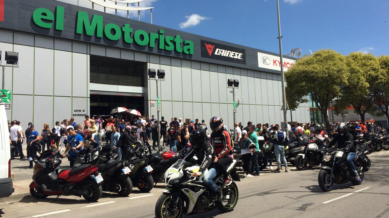 Agenda de actividades de El Motorista de Jerez para el GP de España
