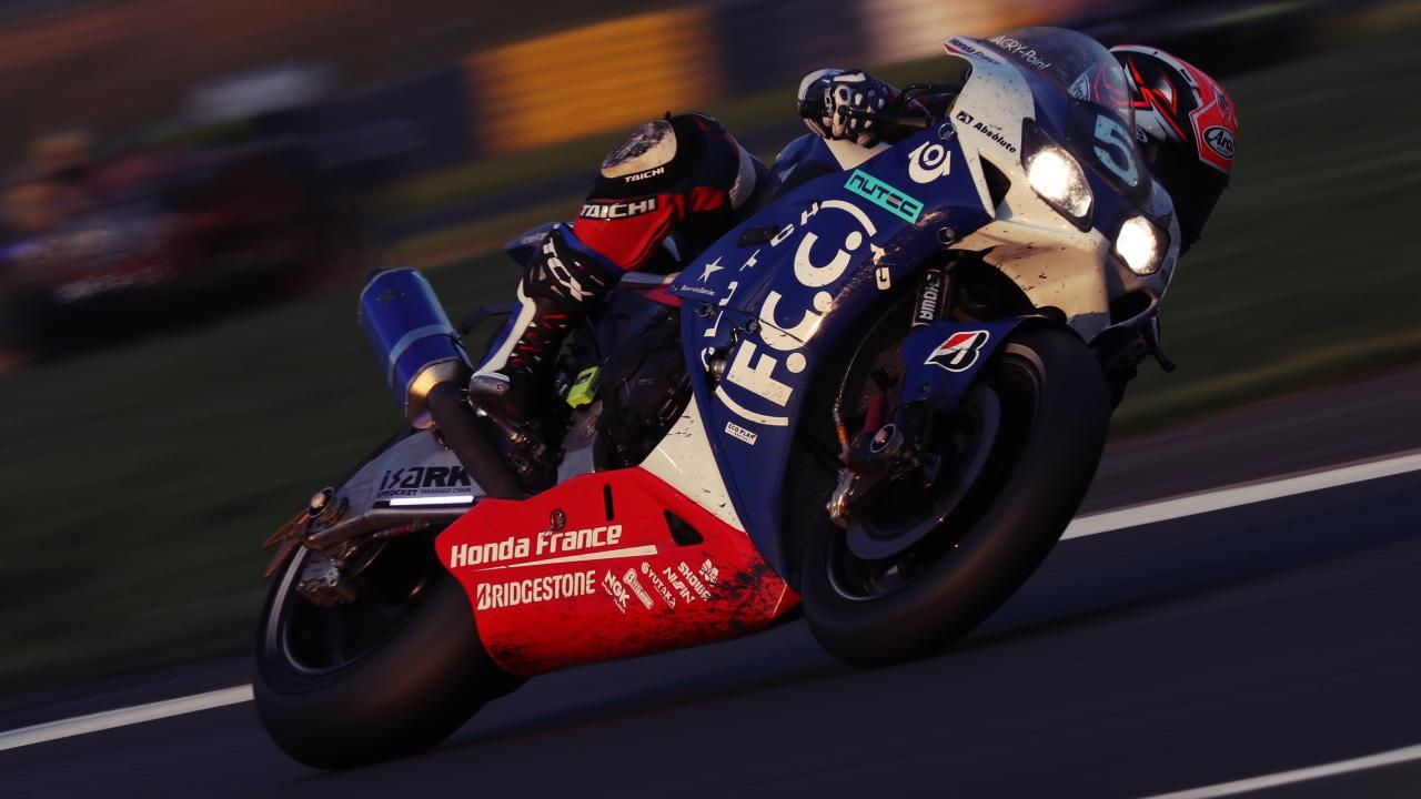 Doblete histórico de Honda en las 24 horas de Le Mans tras el fallo del GMT94 Yamaha