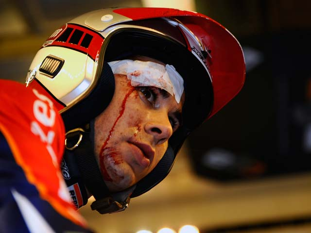 Accidentada victoria de Toni Bou (Montesa Honda)