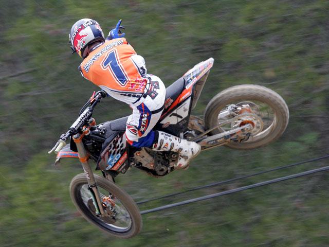 Motocross y enduro, en vídeo