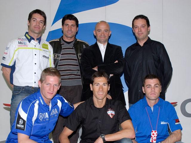 Tele 5 presenta el Mundial de Superbike