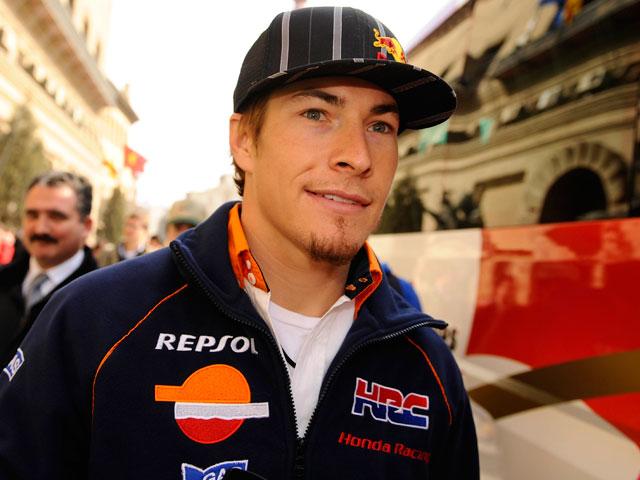 Nicky Hayden (Honda) habla de la pretemporada de MotoGP