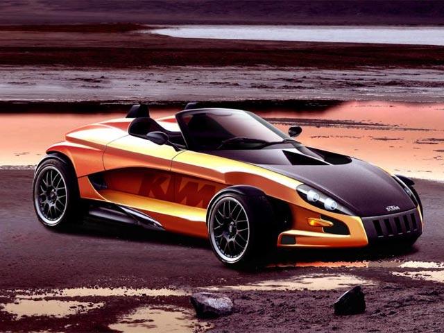 KTM tendrá un coche en 2007