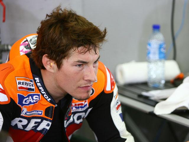"""Hayden (Honda): """"Hoy ha sido mi mejor día de entrenamientos""""."""
