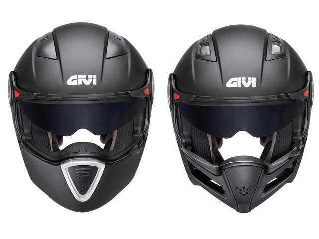 Nuevo casco Givi X01
