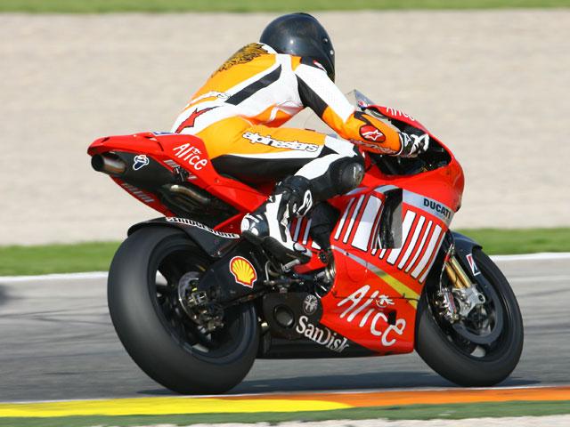 Ducati desmiente que Schumacher correrá en 2008