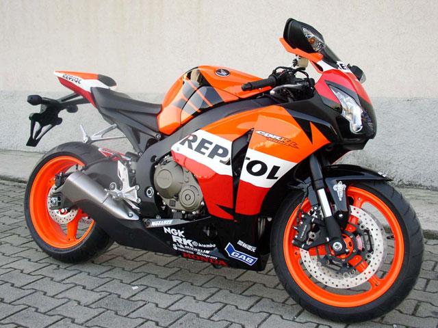 CBR 1000RR 2008 Repsol