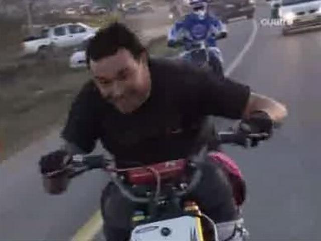 """Juan Pedro de la Torre, """"Los de las motos no somos así"""""""