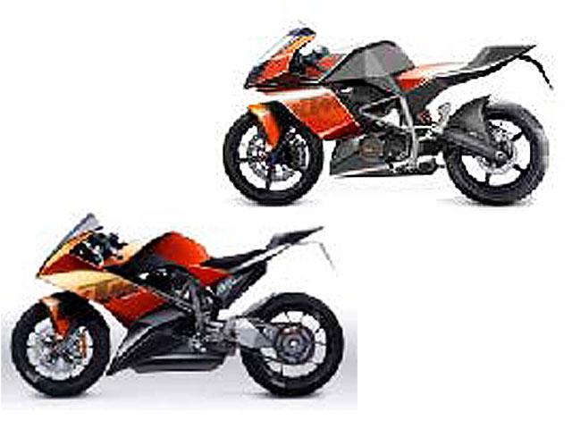 Planes futuros de KTM