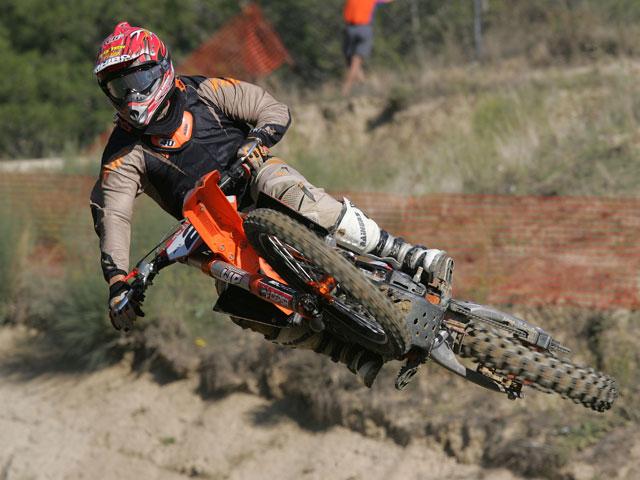 Comienza el Campeonato de España de Motocross