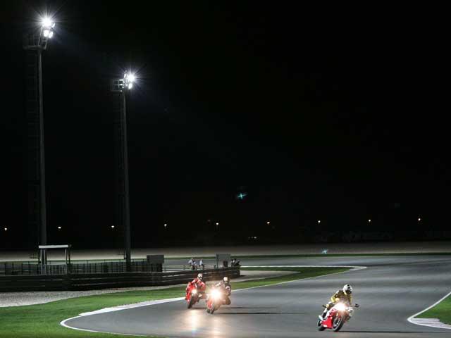 Gran expectación ante los IRTA MotoGP de Qatar
