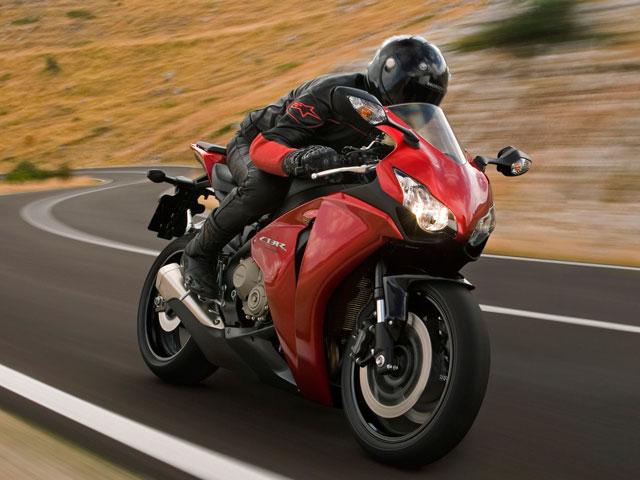 Prueba todas las motos Honda en Andalucía