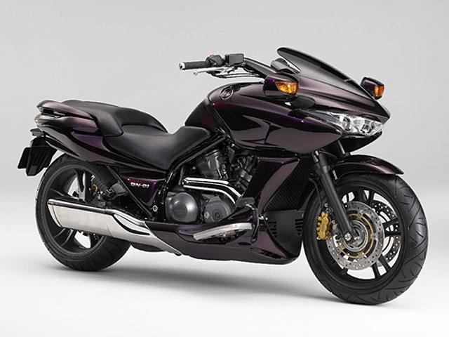 Honda confirma las especificaciones de la DN-01