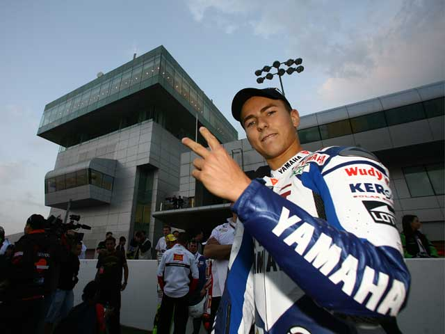 "Jorge Lorenzo (Yamaha): ""Me adapté inmediatamente"""