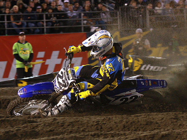 Reed (Yamaha) se reencuentra con la victoria