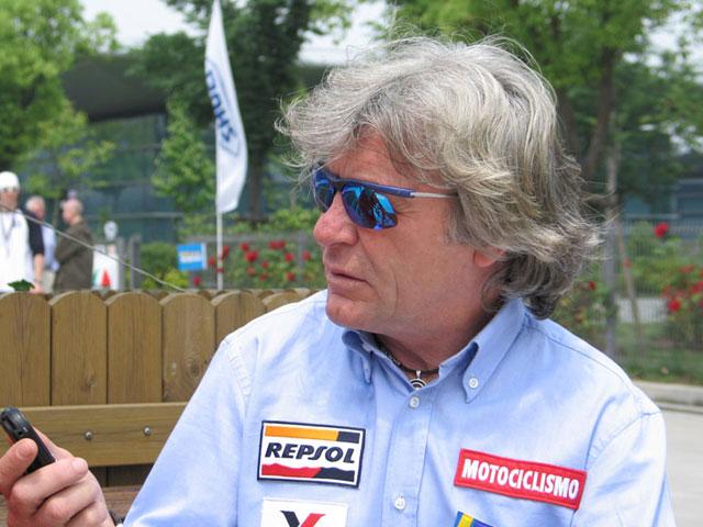 Ángel Nieto analiza en vídeo la temporada 2008 de MotoGP