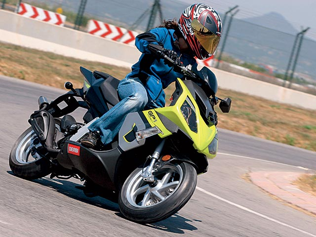 Hasta los 16 sin moto