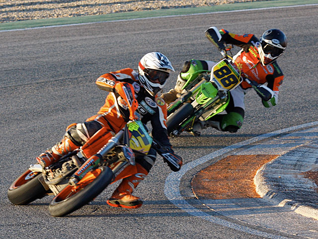 Campeonatos de España de Supermotard y Quadcross