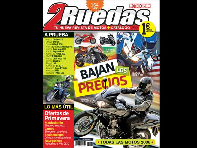 2Ruedas Motociclismo nº4