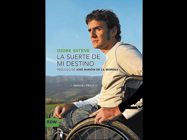 """""""La suerte de mi destino"""", autobiografía de Isidre Esteve"""