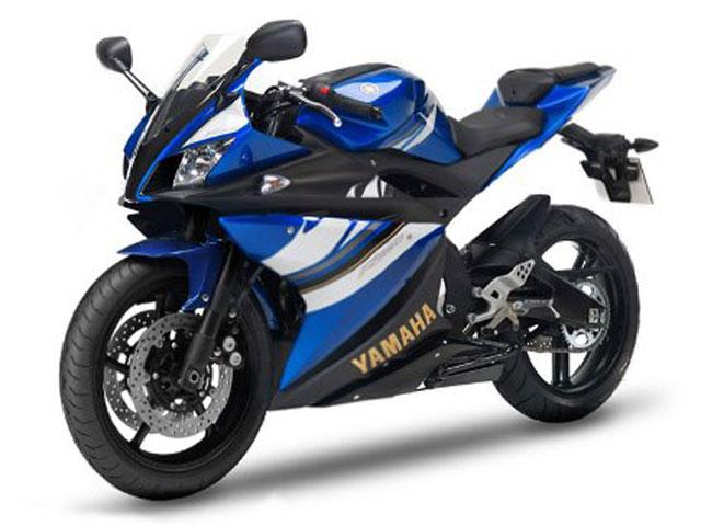 Yamaha YZF-R250 y Ducati 549