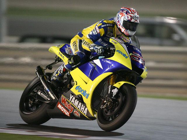 Colin Edwards (Yamaha) no tendrá nuevo motor en Jerez