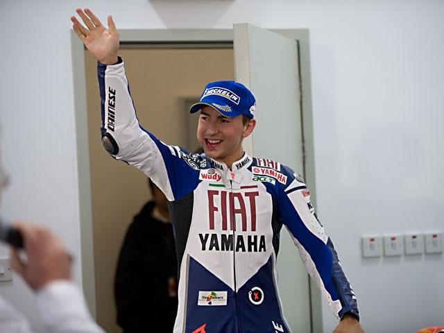 """Jorge Lorenzo (Yamaha): """"Jerez será duro para mí"""""""