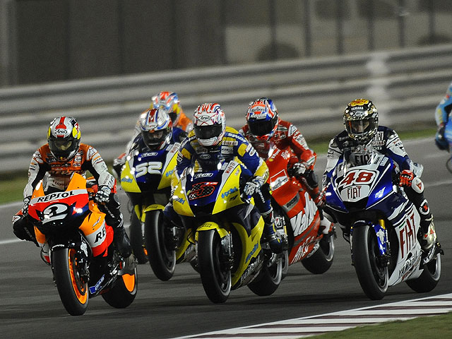 Rivalidad sin odio en MotoGP