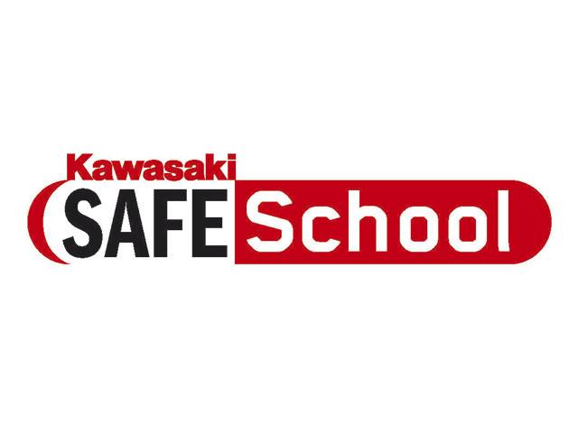 """Primera edición de la """"Kawasaki Safe School"""""""