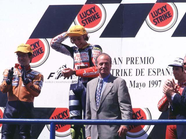Su Majestad el Rey Don Juan Carlos asistirá el Gran Premio de Jerez