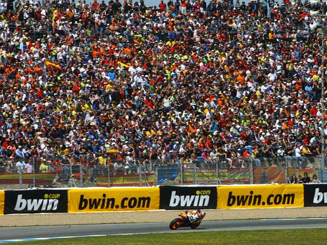 El Gran Premio de Jerez en imágenes