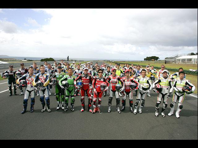 El Mundial de Superbike llega a Valencia