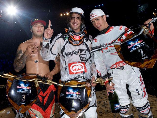 Comienza el Red Bull X Fighters con Mat Rebeaud a la cabeza